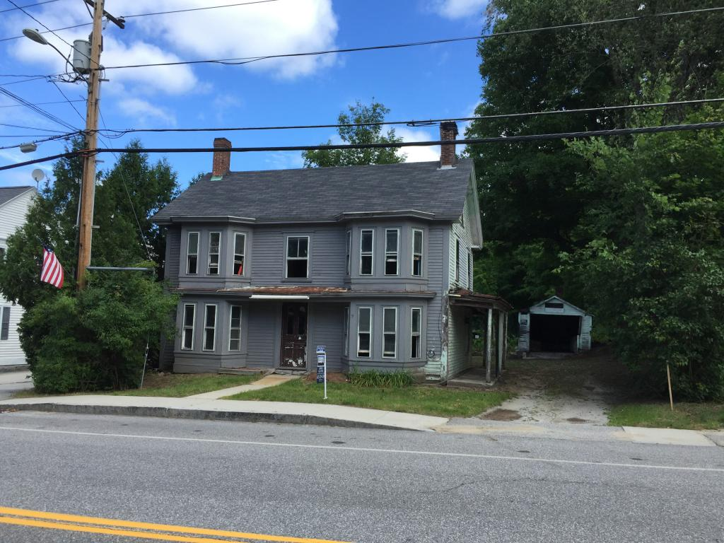 Bennington NH Home for sale $List Price is $69,000