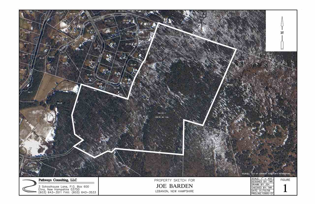 Lebanon NH Land  for sale $$499,000 | 165 Acres  | Price Per Acre $0