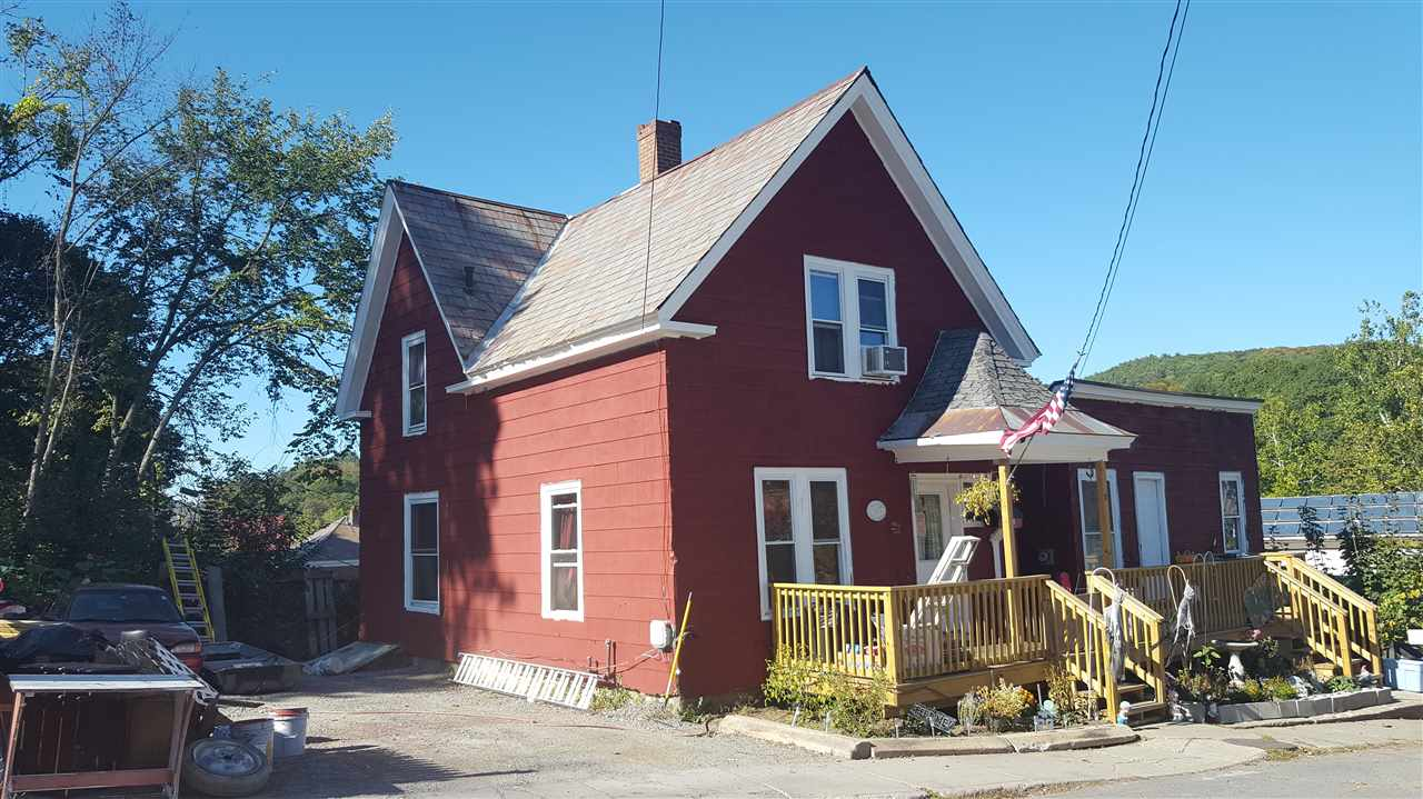 SPRINGFIELD VT Home for sale $$99,900 | $73 per sq.ft.