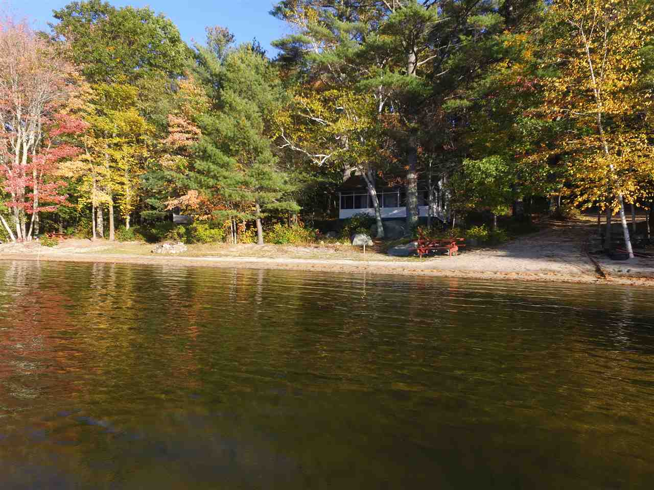 MLS 4659630: 253 Whittier Highway, Moultonborough NH