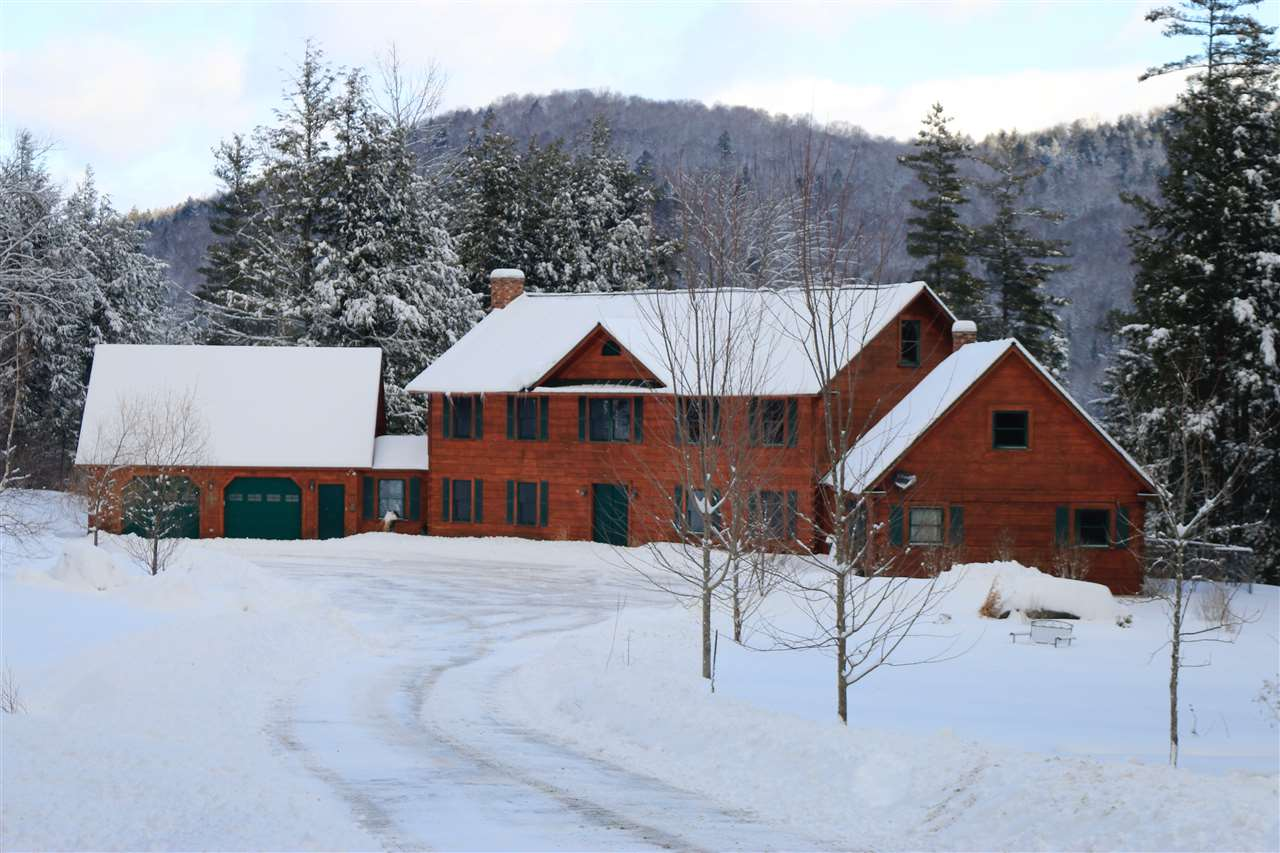 Barnard VT Horse Farm | Property  on Pond