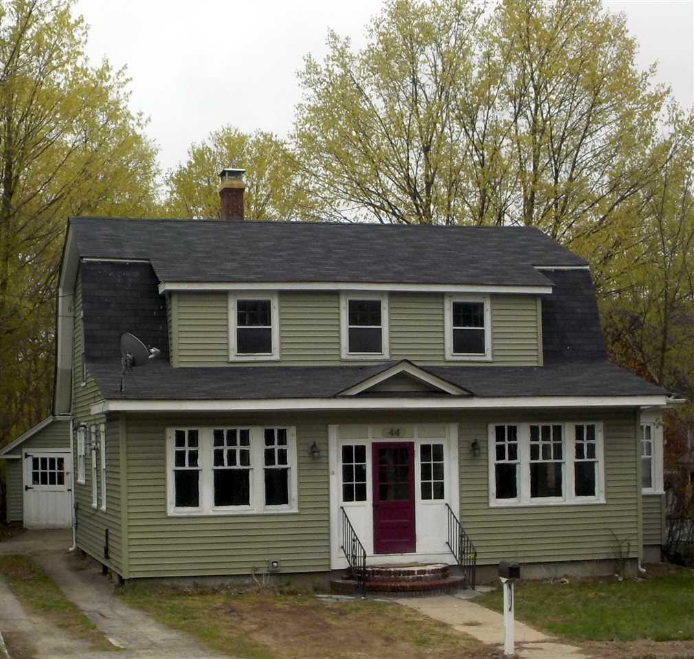 BRISTOL NH  Home for sale $164,000