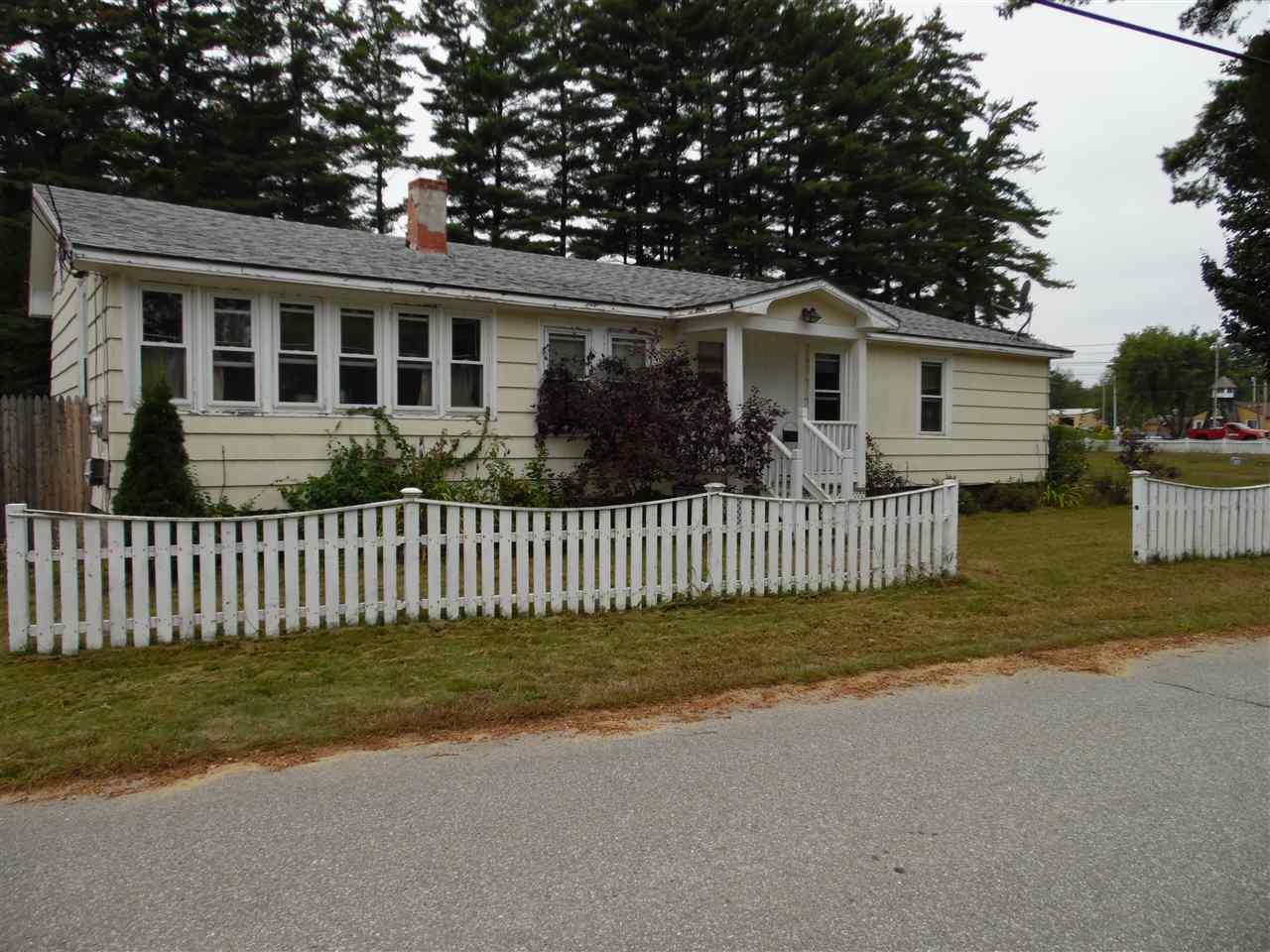 TILTON NH Home for sale $143,000