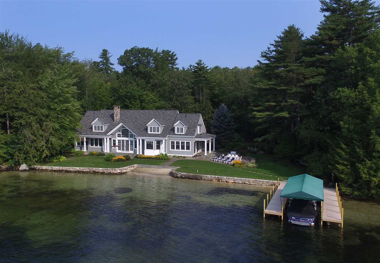 GILFORD NH  Home for sale $4,895,000