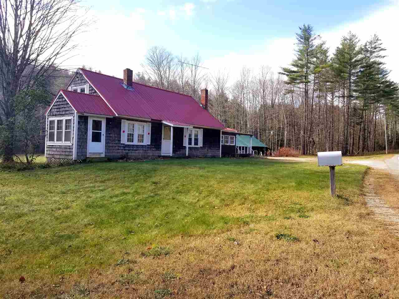 ANDOVER VT Home for sale $$185,000 | $84 per sq.ft.