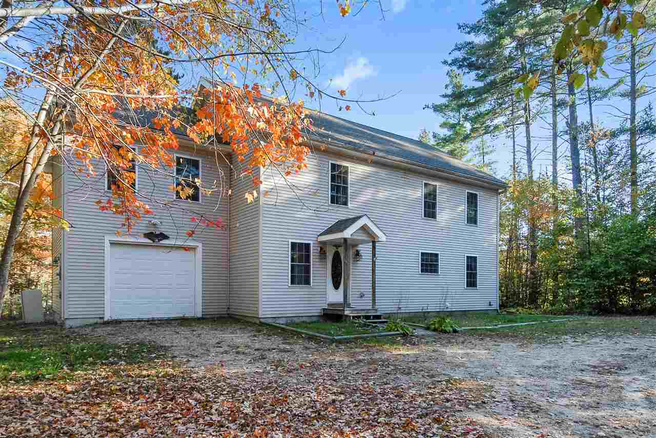 OSSIPEE NH Home for sale $225,000