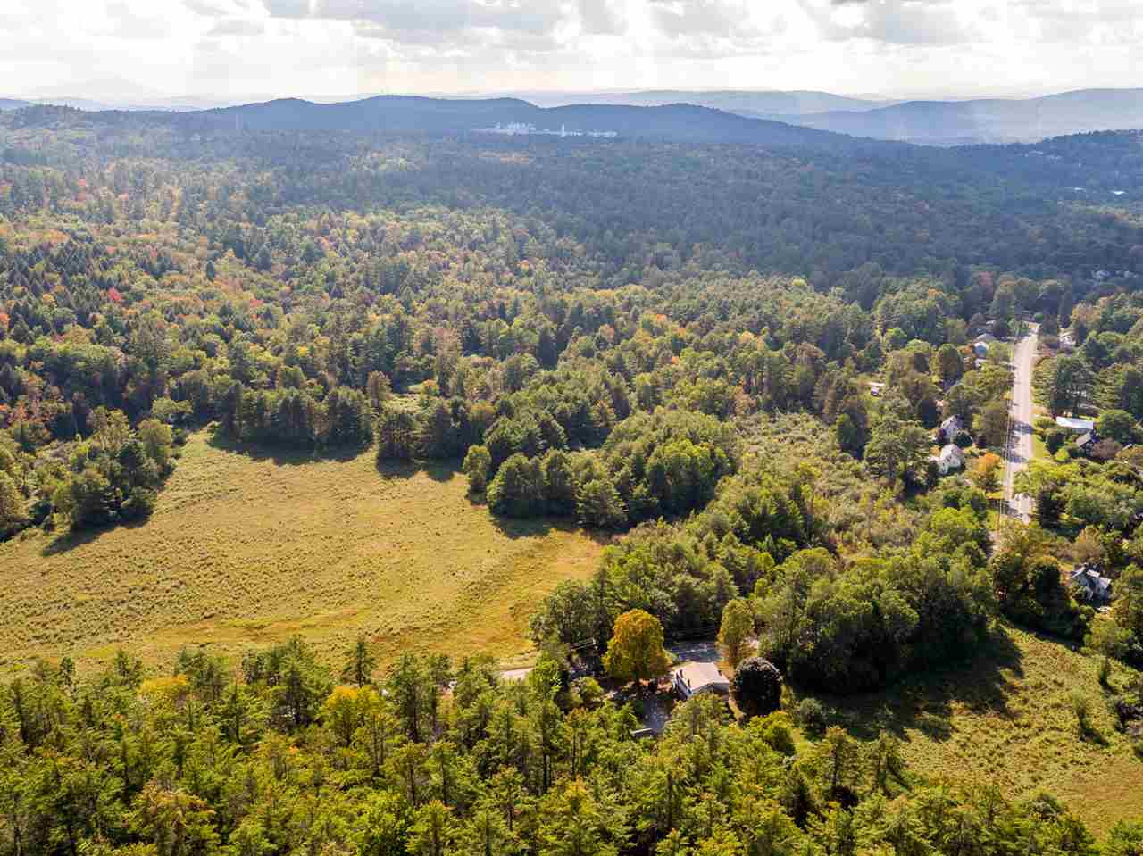 92 acres on south side of road