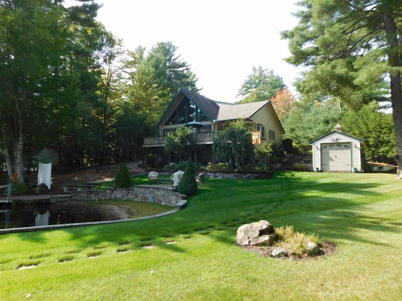 Village of East Wakefield in Town of Wakefield NH Home for sale $$825,000 $471 per sq.ft.