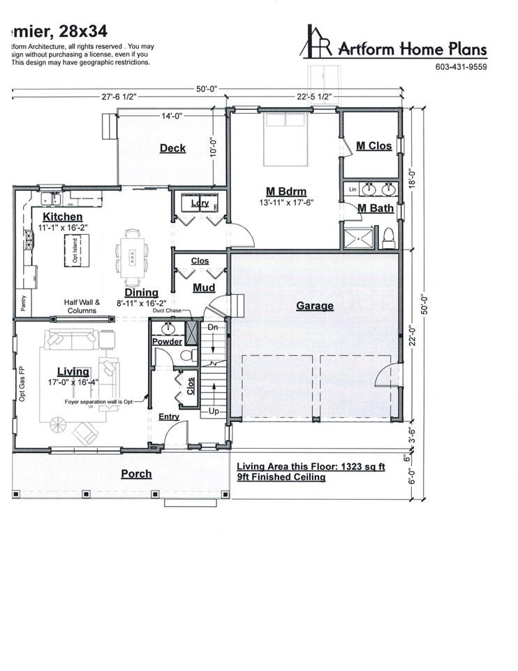 First Floor Option 1