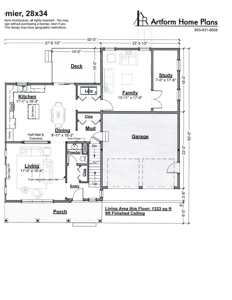 First Floor Option 2