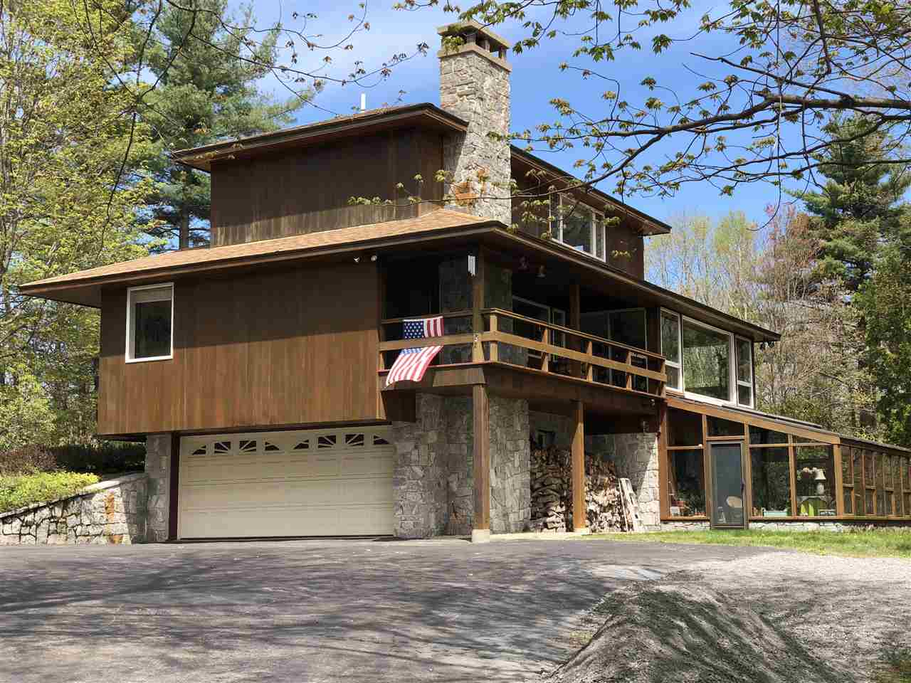 FITZWILLIAM NH Lake House for sale $$650,000 | $267 per sq.ft.