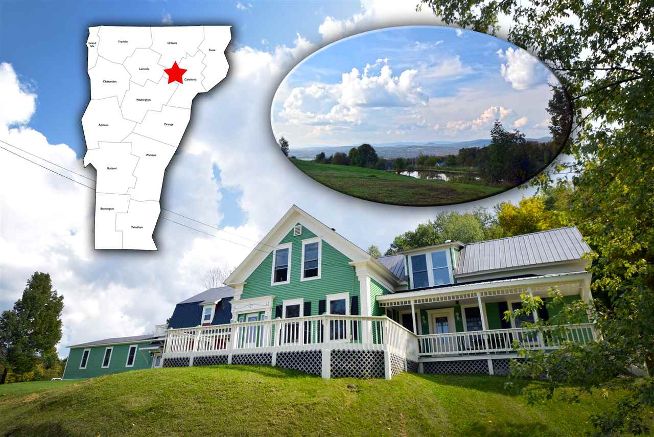 WALDEN VT Lake House for sale $$675,000 | $414 per sq.ft.