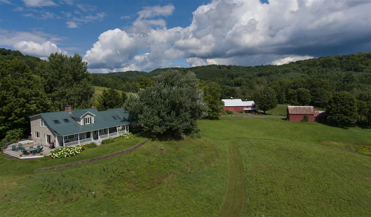 Village of Quechee in Town of Hartford VT Home for sale $List Price is $1,195,000