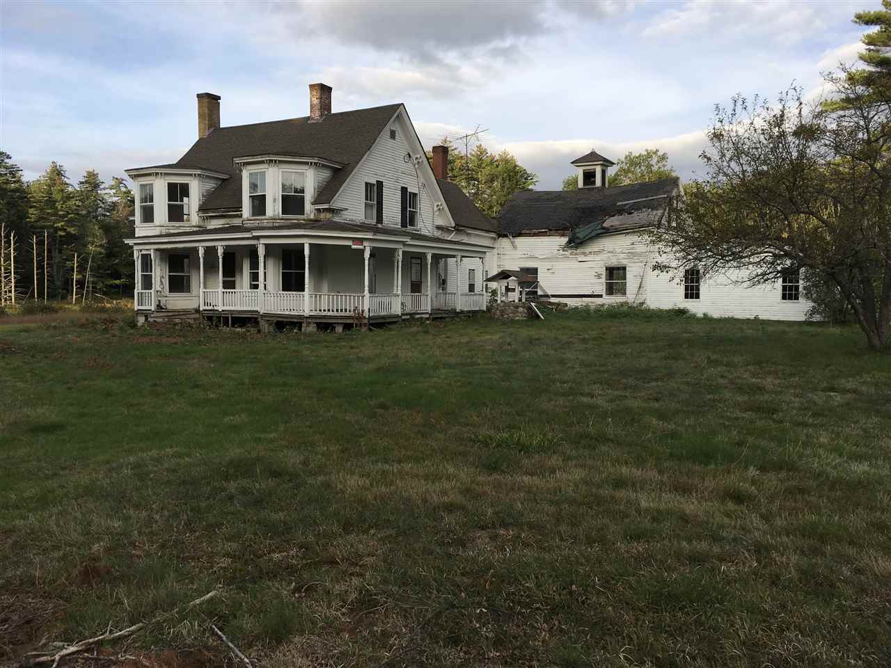 VILLAGE OF OSSIPEE VILLAGE NH IN TOWN OF OSSIPEE NH Home for sale $399,000