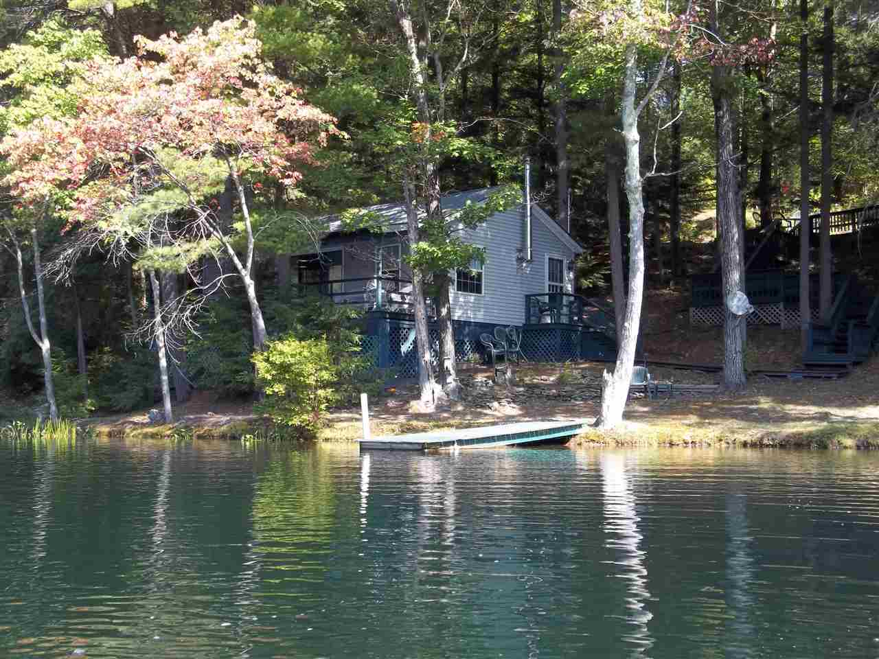 BENSON VT Lake House for sale $$149,500 | $140 per sq.ft.