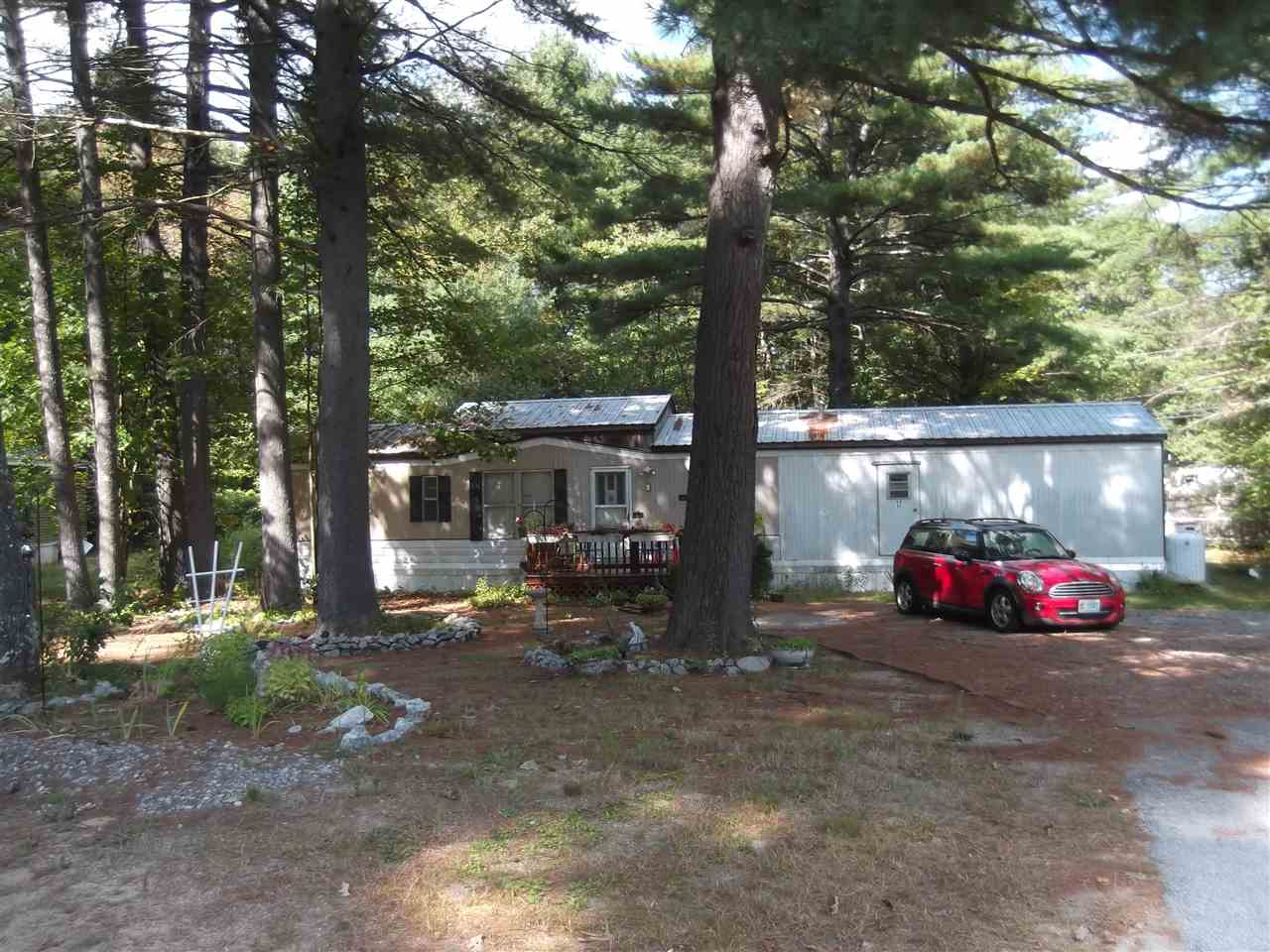 Deering NH Mobile-Manufacured Home for sale $List Price is $12,500