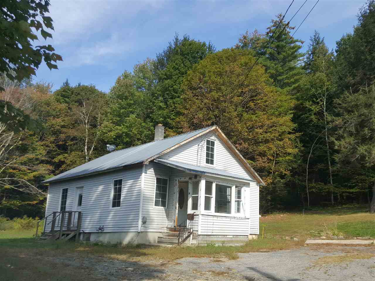 VILLAGE OF PERKINSVILLE IN TOWN OF WEATHERSFIELD VT Home for sale $$21,500 | $16 per sq.ft.