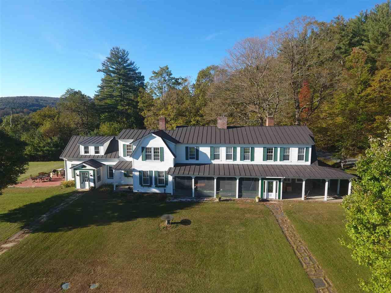 Randolph VTHorse Farm | Property