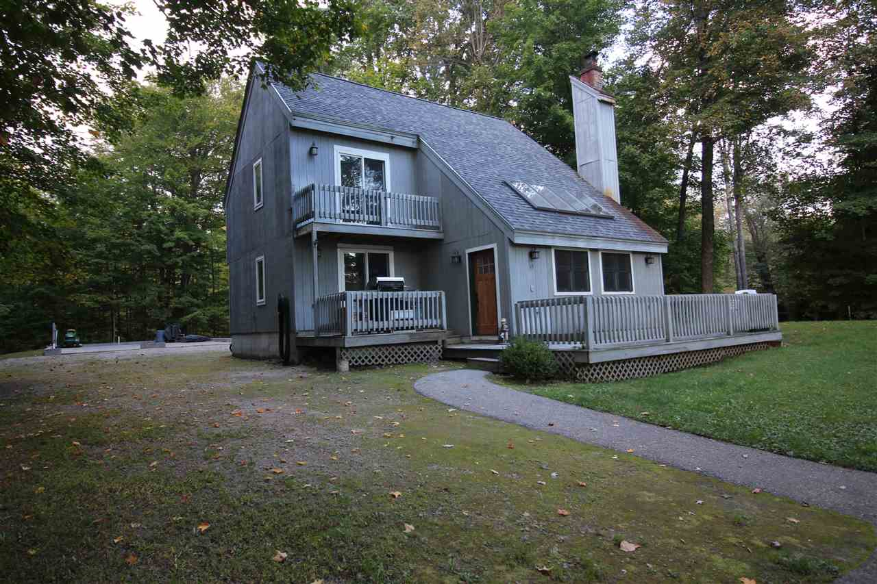 VILLAGE OF CENTER OSSIPEE IN TOWN OF OSSIPEE NH Home for sale $210,000