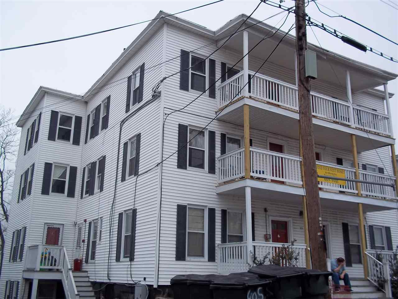 MANCHESTER NH Multi Family for sale $$989,000 | $154 per sq.ft.