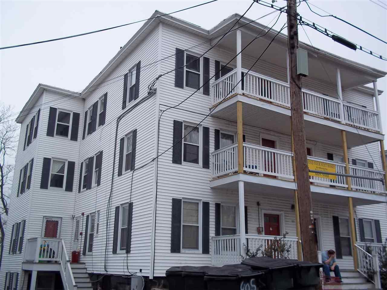MANCHESTER NHMulti Family for sale $$989,000 | $154 per sq.ft.