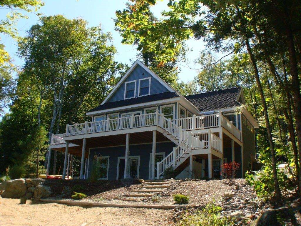 New Hampton NH Home for sale $$875,000 $438 per sq.ft.