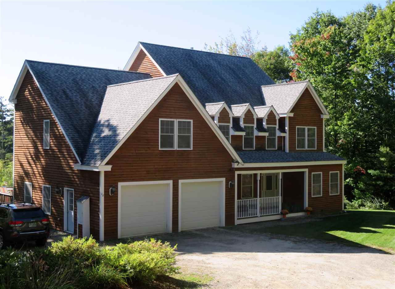 MLS 4661731: 28 Butterfield Road, Center Harbor NH