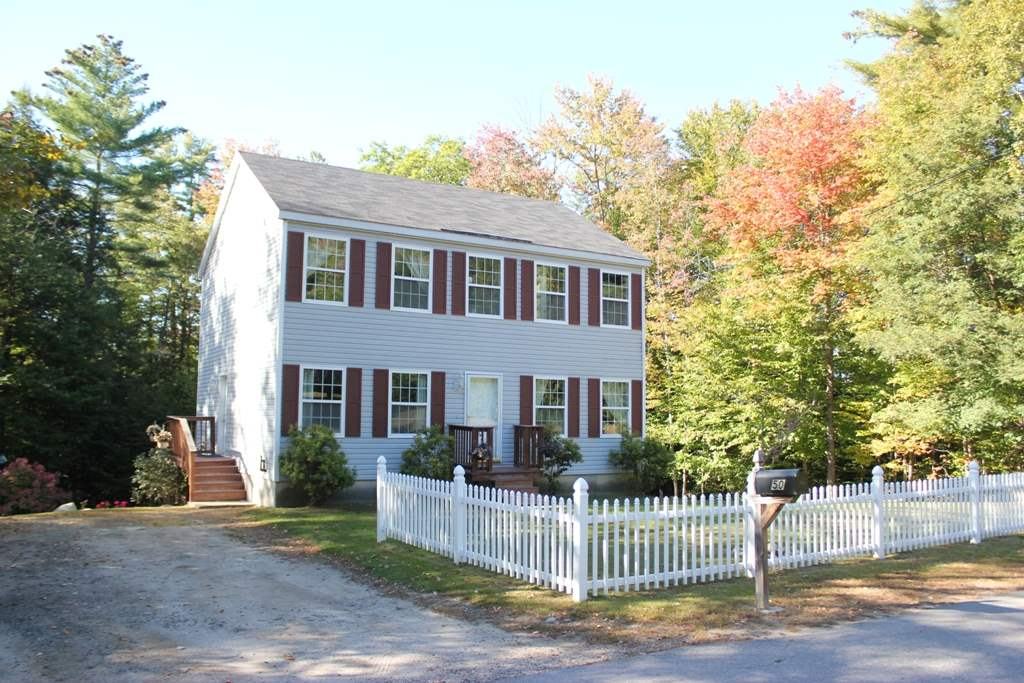 BRISTOL NH  Home for sale $214,900