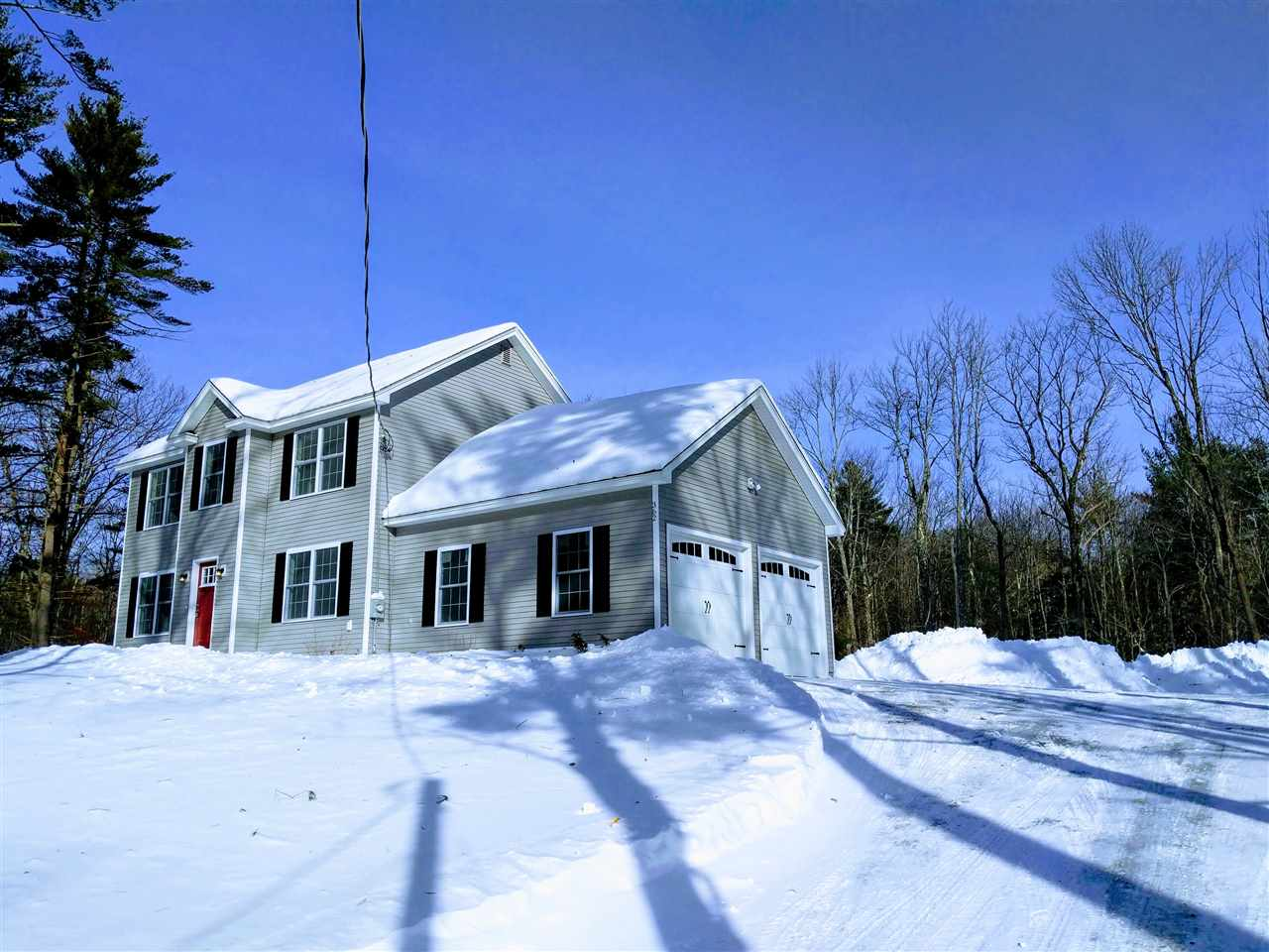 Francestown NH Home for sale $List Price is $259,900