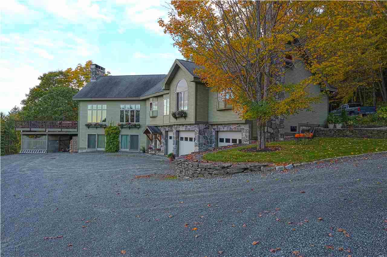WEATHERSFIELD VT Home for sale $$985,000 | $236 per sq.ft.