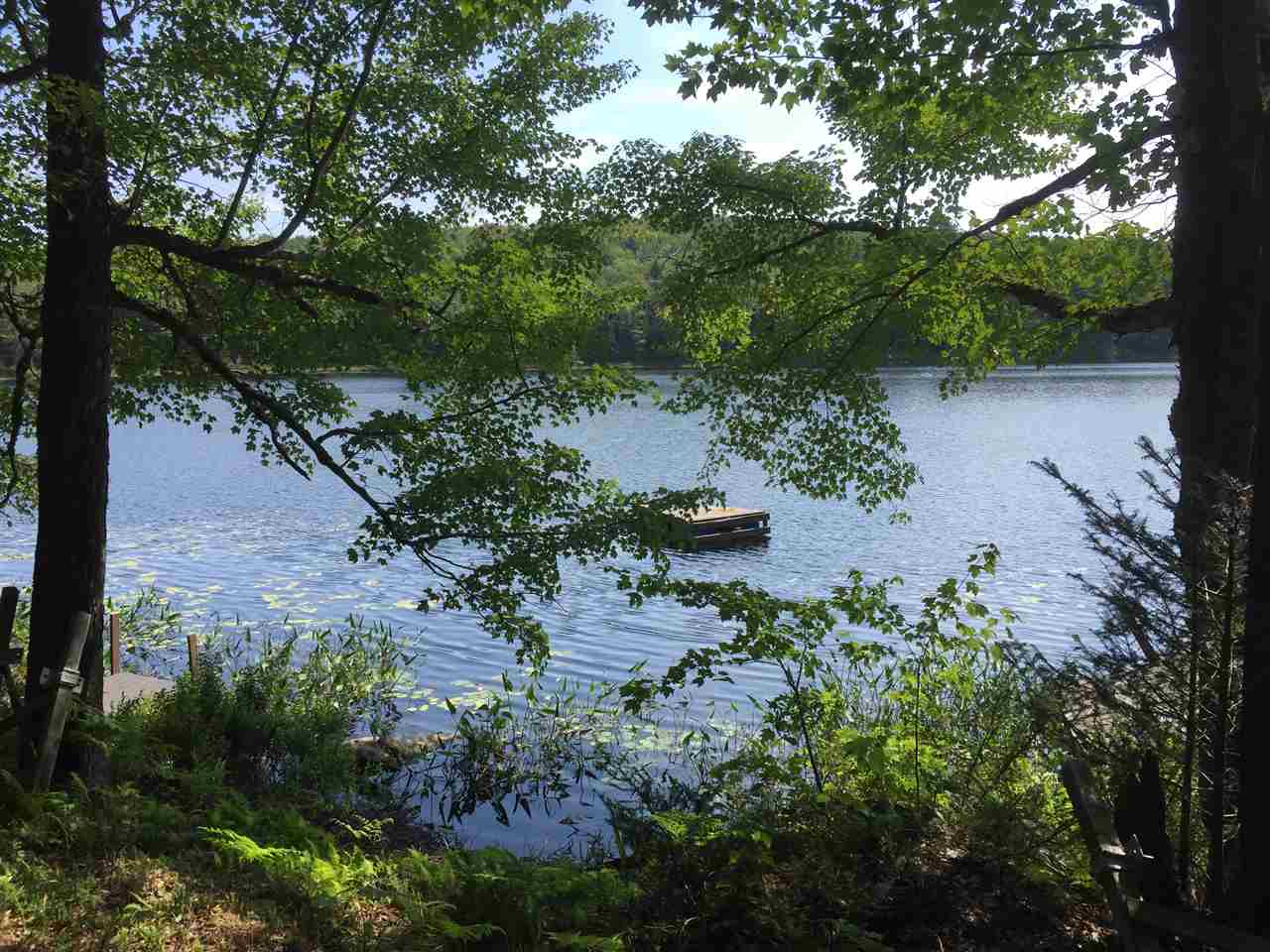GRANTHAM NH Lake House for sale $$116,900 | $261 per sq.ft.
