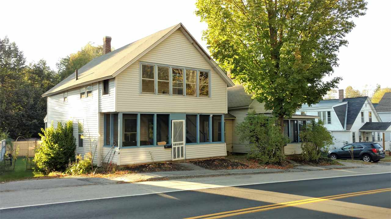 Jaffrey NHMulti Family for sale $List Price is $159,900
