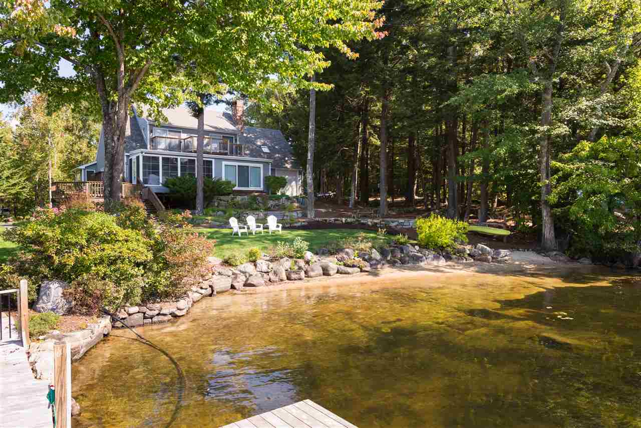 MOULTONBOROUGH NH  Home for sale $1,075,000