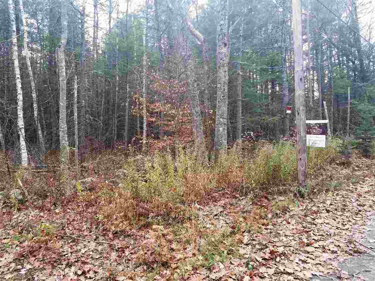 Concord NH Land  for sale $List Price is $84,900