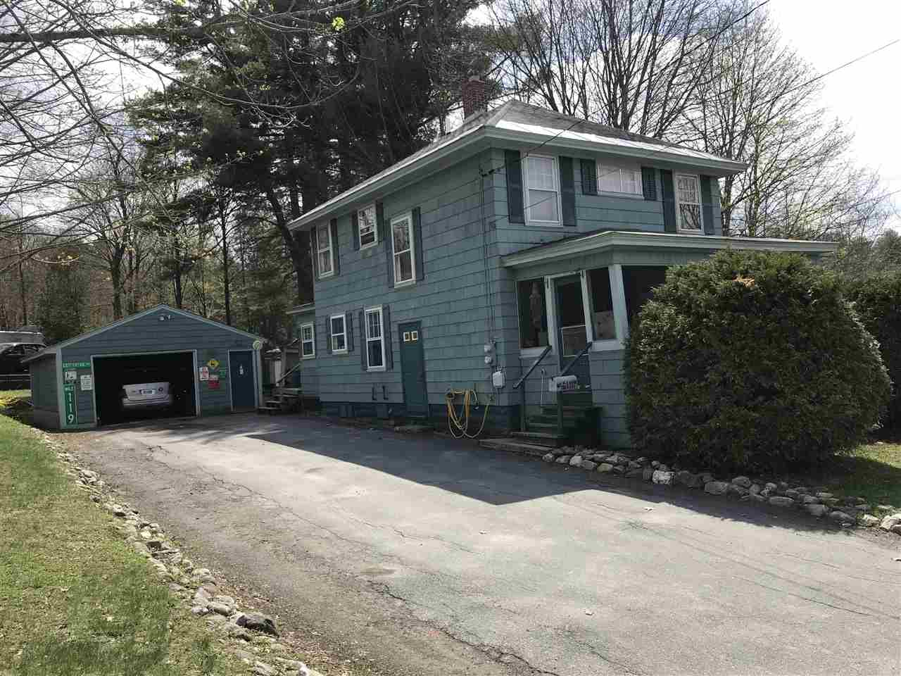 CLAREMONT NH Home for sale $$99,900 | $75 per sq.ft.