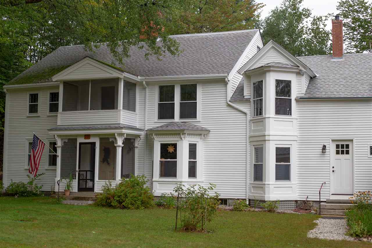 TAMWORTH NH Lake House for sale $$285,000 | $112 per sq.ft.