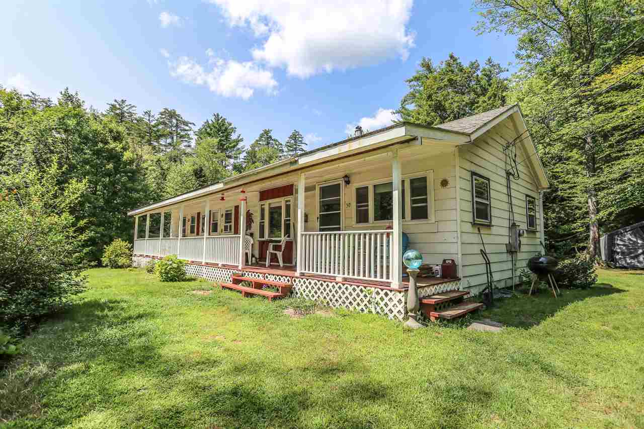 WILMOT NH Lake House for sale $$184,900 | $178 per sq.ft.