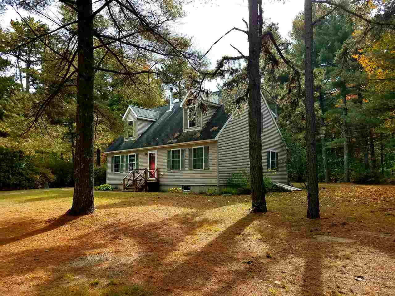 WAKEFIELD NH Homes for sale