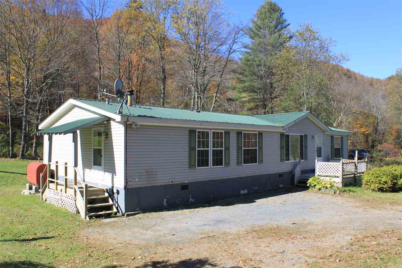 HANCOCK VT Home for sale $$99,900 | $59 per sq.ft.