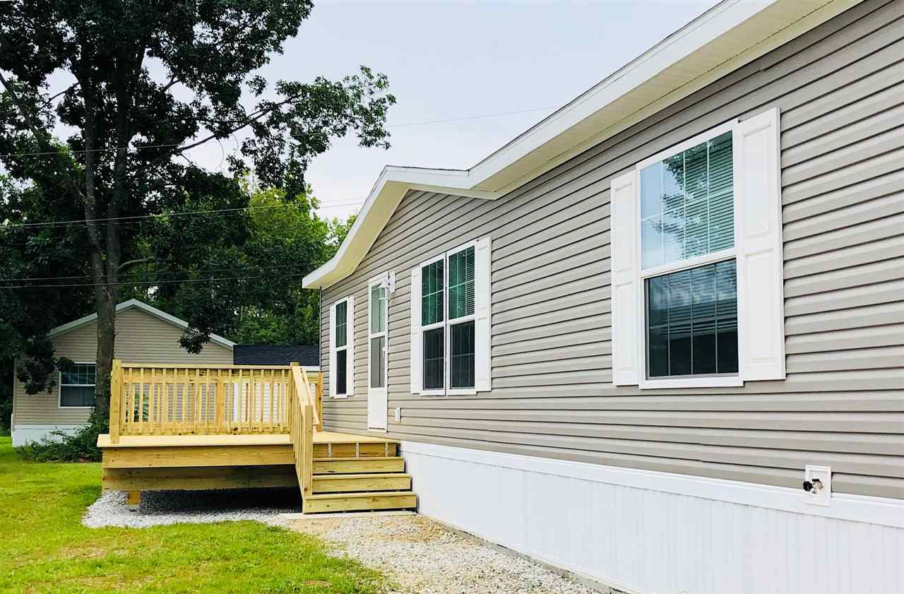 Milford NHMobile-Manufacured Home for sale $List Price is $109,900