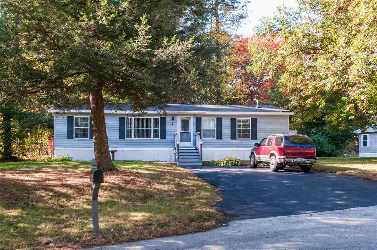 Nashua NH Mobile-Manufacured Home for sale $List Price is $130,000