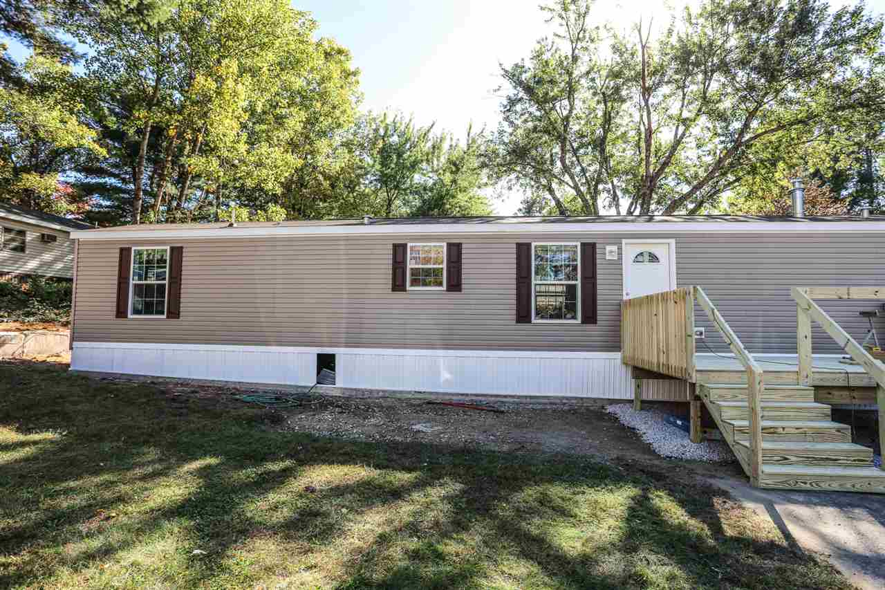 Hooksett NHMobile-Manufacured Home for sale $List Price is $69,900