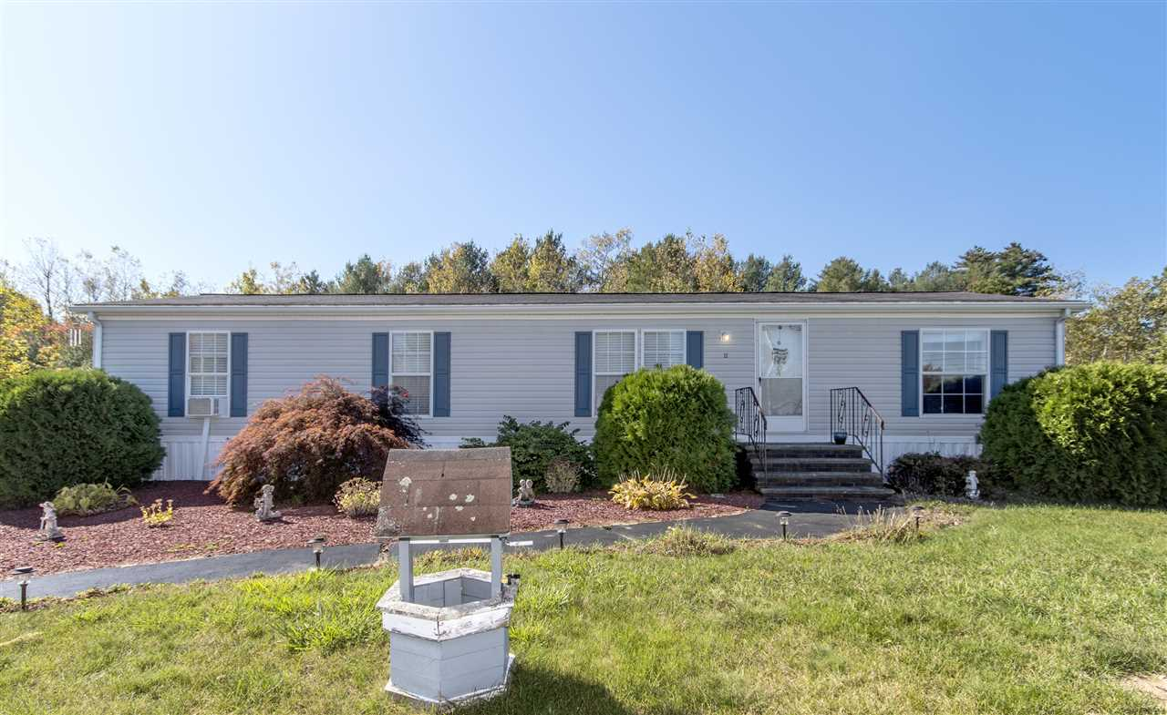 Raymond NH Mobile-Manufacured Home for sale $List Price is $125,000