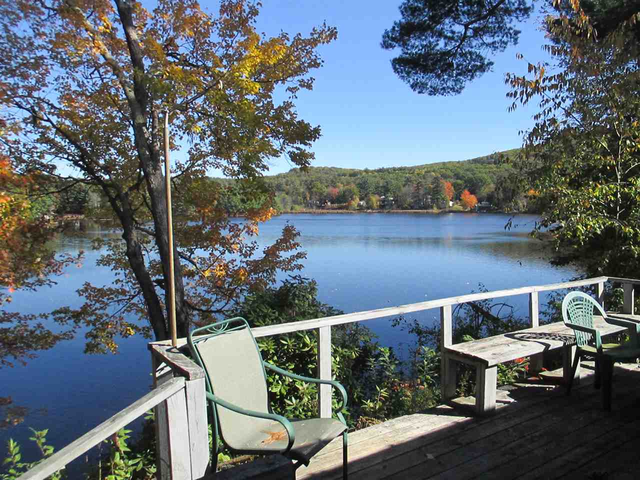 SWANZEY NH Lake House for sale $$204,900 | $190 per sq.ft.