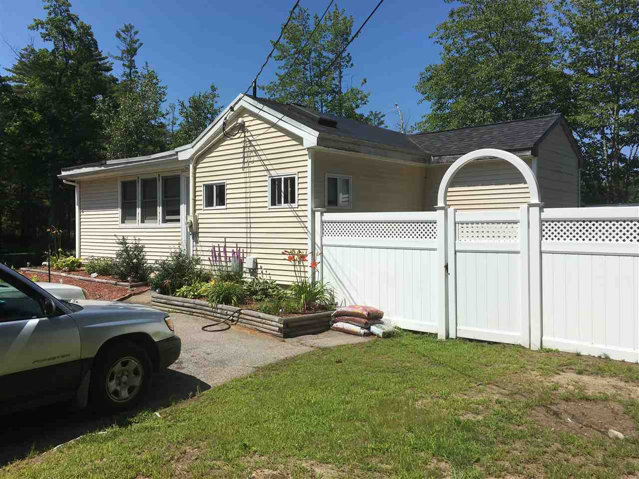 NEW DURHAM NH  Home for sale $239,900