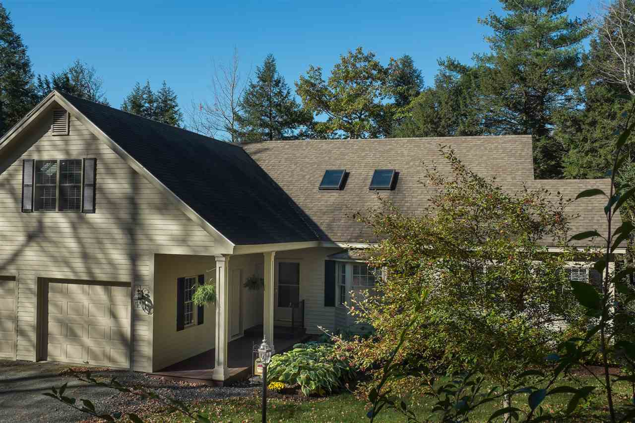 Village of Quechee in Town of Hartford VT Home for sale $List Price is $539,500