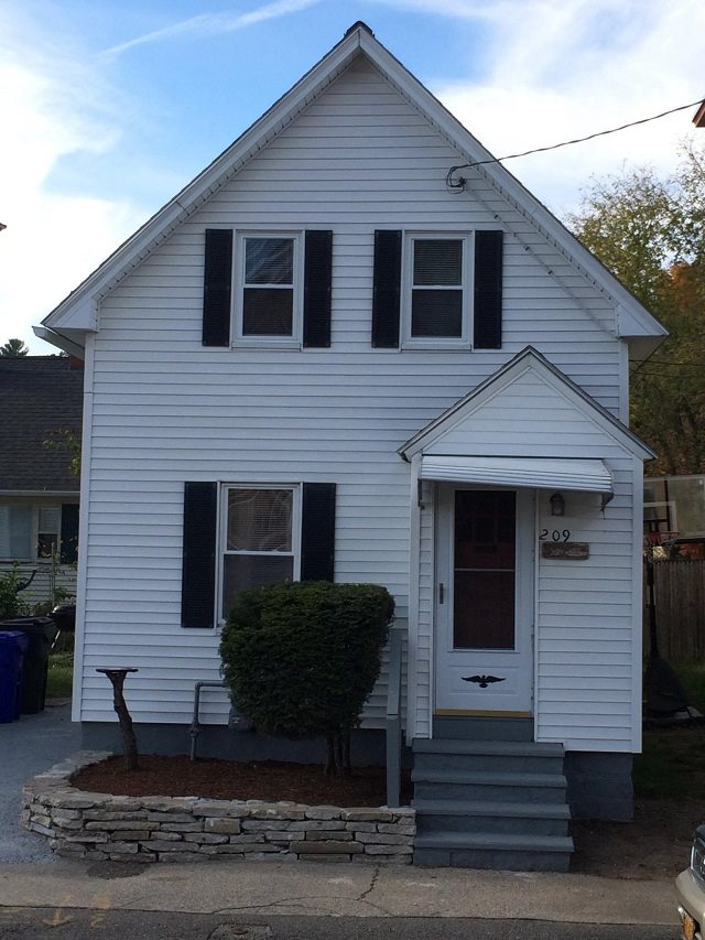 Manchester NHHome for sale $List Price is $129,900