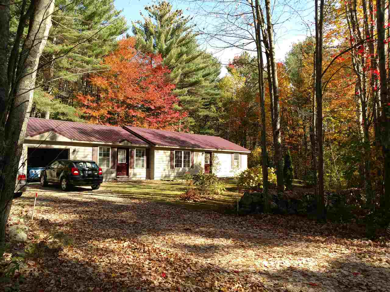 OSSIPEE NH Home for sale $219,900
