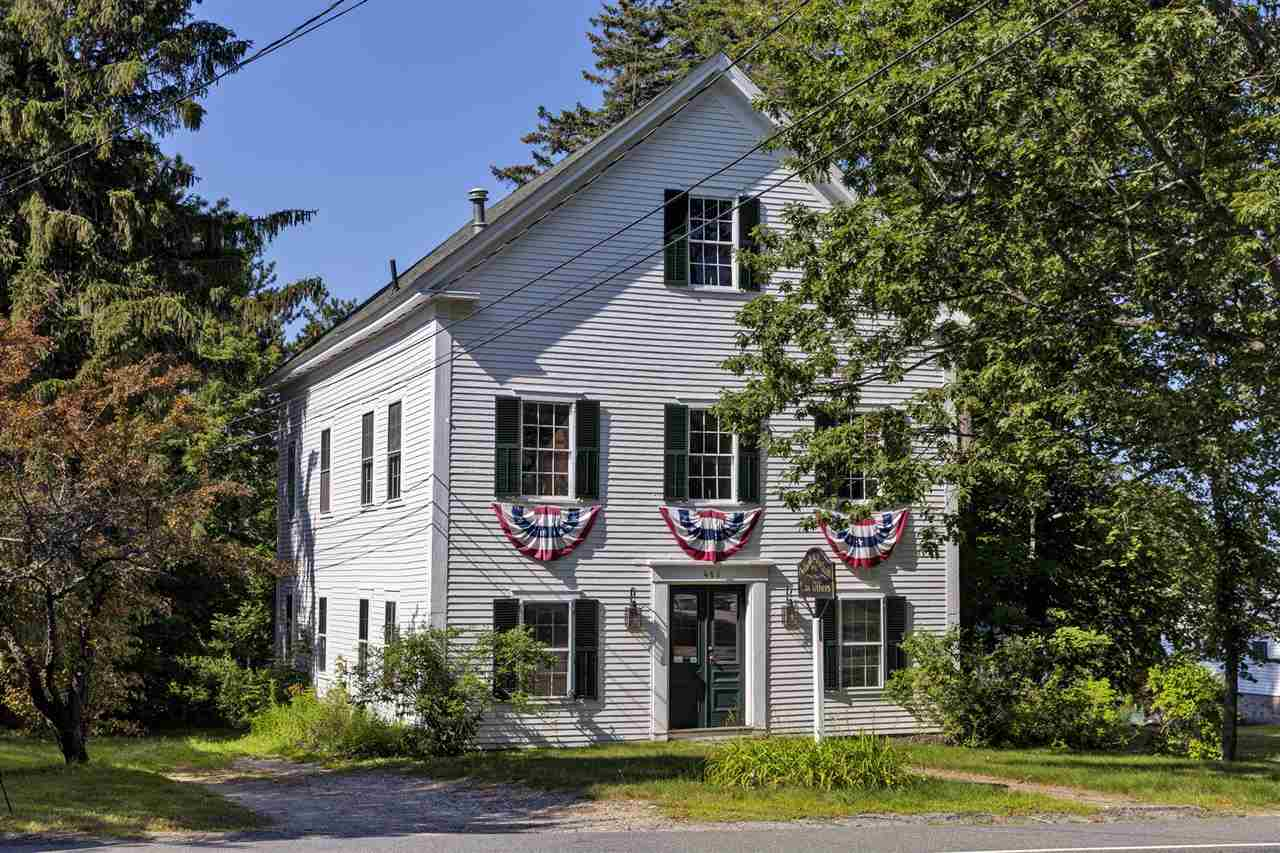 NEW LONDON NH Commercial Property for sale $$297,000 | $113 per sq.ft.