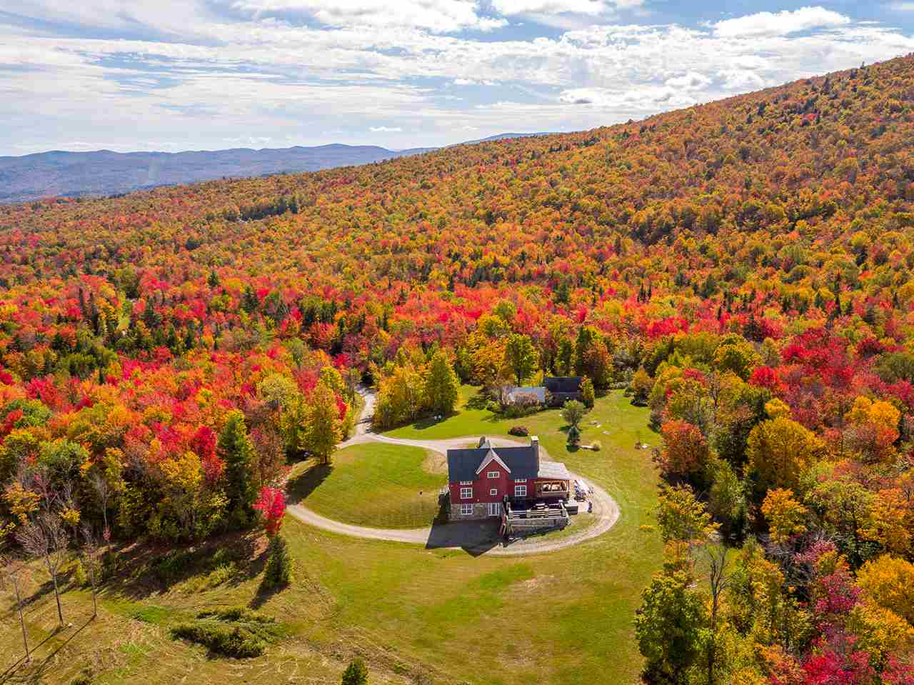 ANDOVER VT Home for sale $$1,500,000 | $589 per sq.ft.